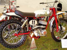 DOT 1958 RCA engined 350cc scrambler.